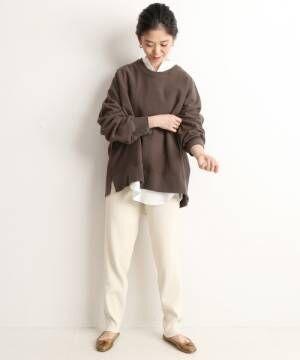 ヴィンテージ裏毛BIGスウェット【手洗い可能】◆