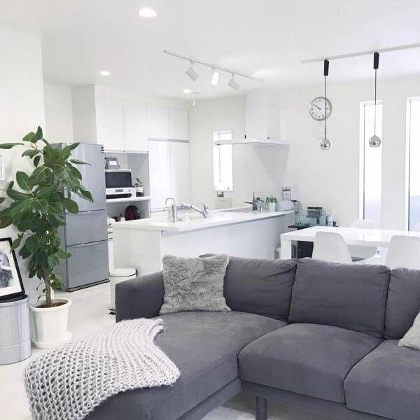 シンプルなのにとってもおしゃれ!飾りすぎなくてもお部屋を素敵に魅せる15のコツ