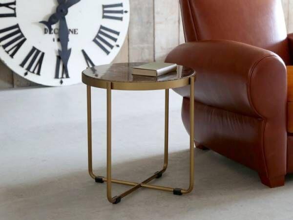 大理石のコーヒーテーブル