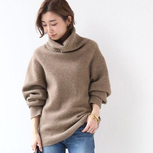 1枚持っておきたい♡上質ニット&セーターで叶える冬のこなれコーデ特集