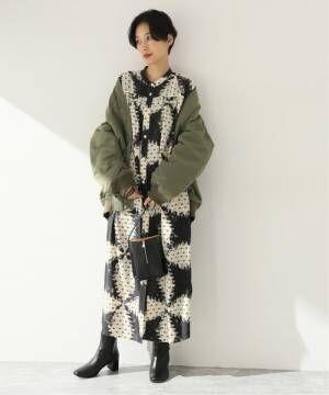 [JOURNAL STANDARD] 【NOMA t.d.】ベッチュウSHIRT DRESS:ワンピース