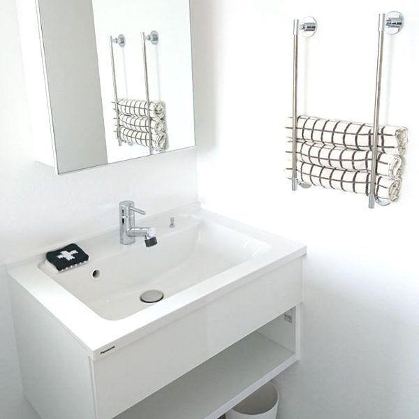 洗面所からミニマルインテリアをはじめてみよう!シンプルに整える15のコツ
