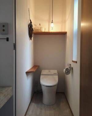 トイレはシンプルイズザベスト