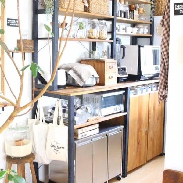 キッチンをおしゃれに整えたい!真似したくなるような素敵実例をチェックしよう!