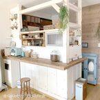 アイデア次第でキッチン横が使いやすくなる♪《キッチン横スペース》の活用術!