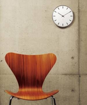 [NORDIC Feeling] Arne Jacobsen / アルネ・ヤコブセンClock 43631(City Hall 210mm)
