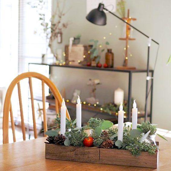 【連載】《セリア・ダイソー・キャンドゥ》でおうちクリスマス!使えるアイテムまとめ