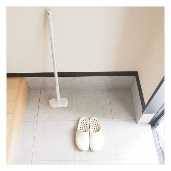 玄関掃除に使える便利アイテム