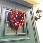 季節感は玄関で取り入れよう!さりげなく楽しむクリスマスインテリア