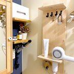 生活感のない素敵空間に♡オシャレさんの《洗面台収納》をチェック!