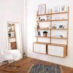 可愛すぎる♡【IKEA】でおすすめの《ホワイト×ウッド》家具&小物