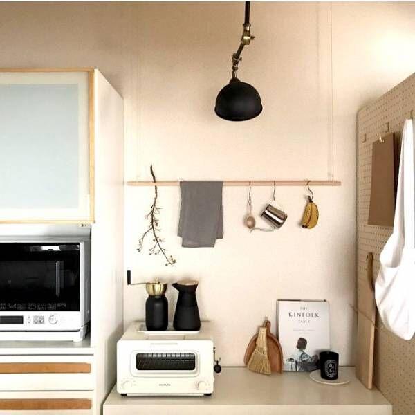 キッチン背面をとびきりおしゃれに♡素敵な【キッチン背面】インテリアを紹介!