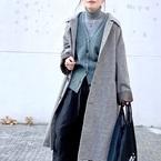 【無印良品】でナチュラル冬コーデ♪大人のおしゃれな着こなし術をご紹介