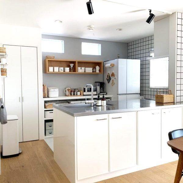 暮らし上手さんのキッチン&リビング整理整頓術。すっきり気持ちの良いインテリア