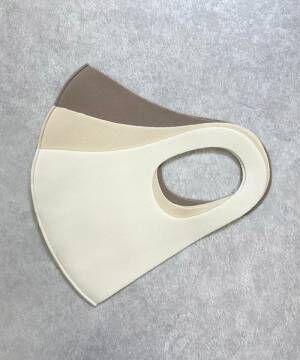 出典:zozo.jp [AS KNOW AS] Paletteマスク /ヒアルロン酸加工 パレットマスク【 洗えるマスク3枚セット 飛沫、花粉、ほこり、360度ストレッチ性能付き3D立体構造】