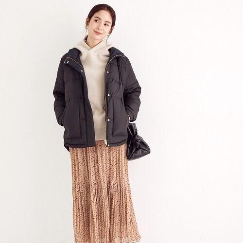 寒い季節も温かく♡《ダウンジャケット・ダウンコート》トレンドスタイル特集