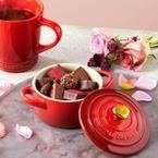 バレンタインにもぴったり♡大人かわいいテーブルコーディネートアイデア
