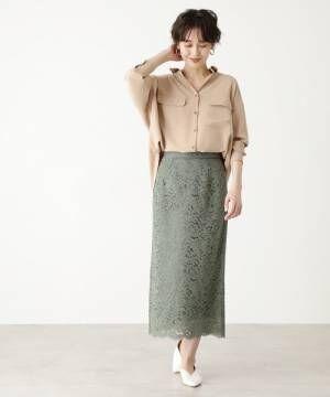 ◆ポケットスキッパーシャツ