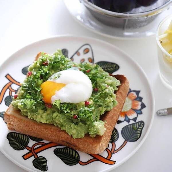 朝ごはんは【トースト】に決まり!パワーがみなぎるアレンジトーストレシピ