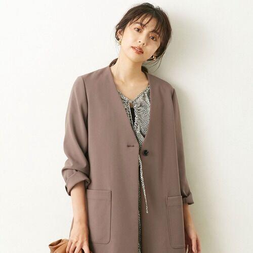 大人女性に似合う【ジャケット】コーデ♪きちんと感のある着こなしをご紹介