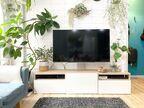 壁掛けテレビにしたい方必見!DIYや壁掛け風に見せられるアイデア