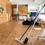 面倒な【床掃除】が楽しくなる♪おすすめ掃除グッズや便利グッズを紹介!