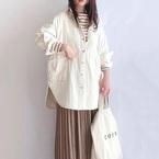 春まで活躍!【ユニクロ・GUetc.】プチプラスカートで作る大人女子コーデ