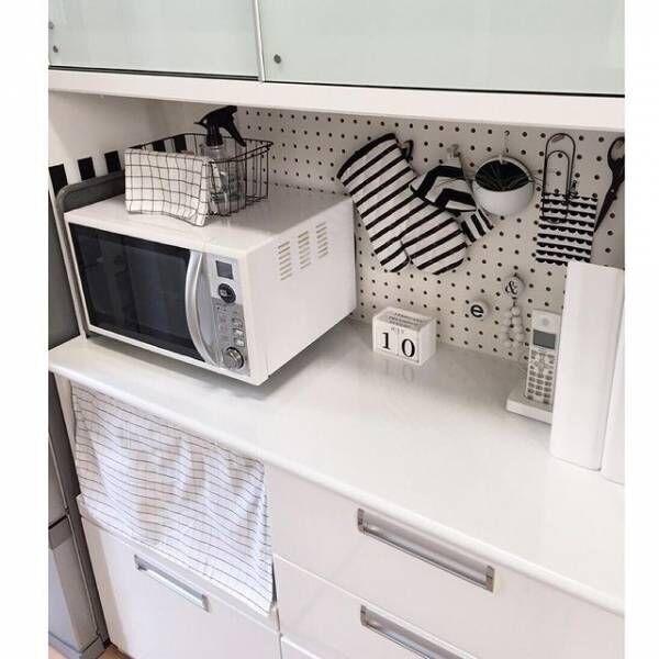 有効ボードキッチン収納2