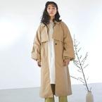 羽織るだけでお洒落なコート&ジャケット!春のトレンドコーデピックアップ集