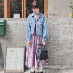 【GU】の春ファッション!30代からの大人女性も真似できるコーデ術