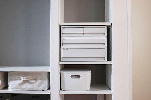 【無印良品・IKEAetc.】の収納アイテム。書類は管理のしやすさが大事!
