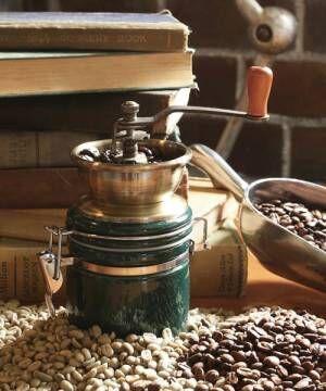アイアンコーヒーミル