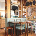 理想の空間を追求!賃貸インテリアで楽しむキッチンDIYの素敵アイデア集
