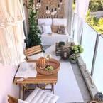 お庭やベランダでもっと楽しもう!おしゃれで居心地の良い空間の作り方