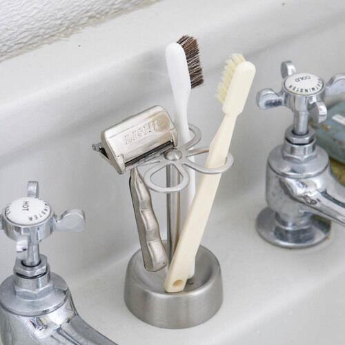 新生活の準備中の方にもおすすめ。【洗面所】に置きたいおしゃれな収納グッズ