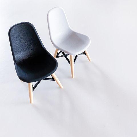 イームズチェア風ミニチュア家具
