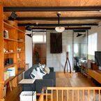 こだわりの詰まったリノベーション住宅。4人家族で暮らす心地良い空間