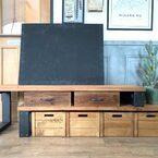 【連載】横幅サイズを変えられるテレビボードの作り方