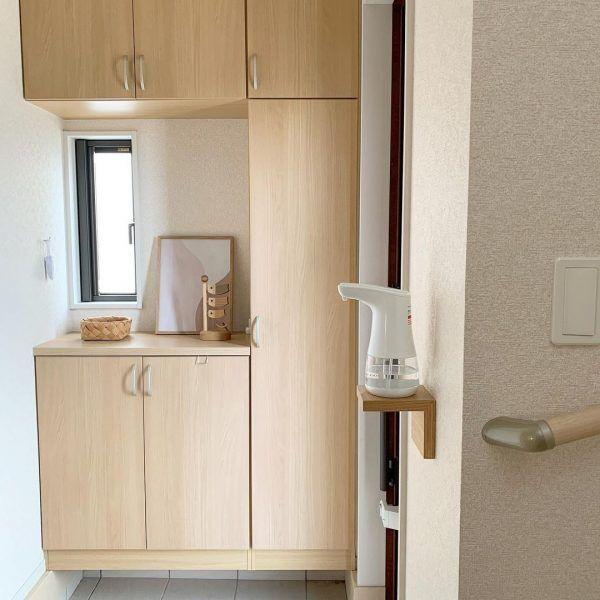 無印用品の壁に取り付けられる家具