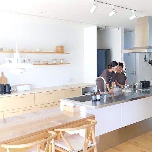 開放感+プライベート空間。家族と暮らす理想のミニマルインテリア