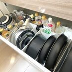 隅から隅まできれいに!《キッチンの引き出し》を掃除