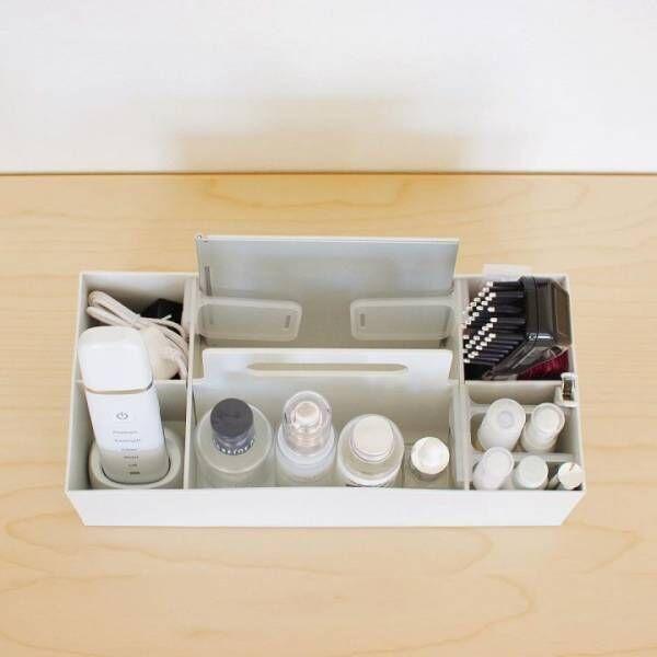 無印のポリプロピレン収納キャリーボックス