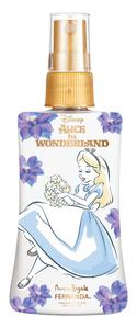 フェルナンダ×ディズニー「不思議の国のアリス」の《ボディミスト》と《ハンドクリーム》が7/12〜発売中!一番人気のマリアリゲルの香りで登場