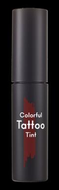 エチュードハウス 新ティント《カラフルタトゥーティント》9/6発売!タトゥーのような密着感・高発色・軽さ・豊富なカラバリを叶える小悪魔リップ