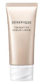 ベネフィーク《ファンデーションジーニアス (リキッド)》8/21発売!「ベネフィーク ドゥース」の化粧水&乳液の増量セットも同日発売