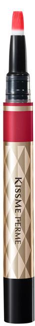 キスミー フェルム《紅筆リキッドルージュ》新色が4/15発売!あざやかで華やかな新色「09 レッド系」で、春の大人リップを手に入れて。