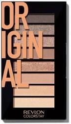 REVLON《レブロン カラーステイ ルックス ブック パレット》4/15発売!名刺サイズのパレットに4種の質感と8色がセットされたアイシャドウパレット