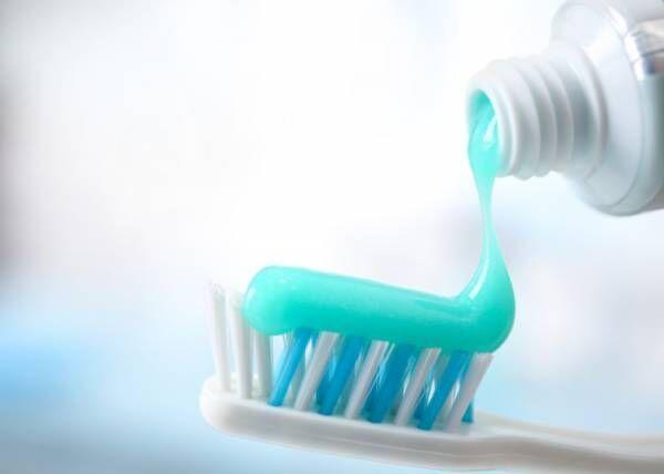 歯磨き粉にもこだわろう