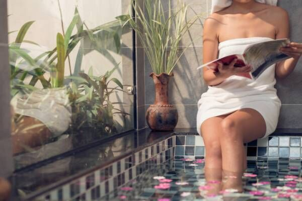 雑誌は読み込んだらお風呂に持ち込もう