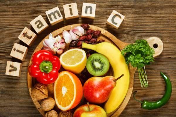 ビタミンCを摂取する